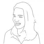 Laura tekening